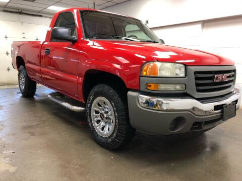 2007 GMC Sierra 1500 Classic for sale at Perrys Certified Auto Exchange in Washington IN
