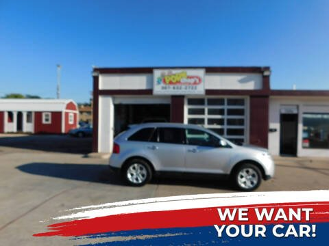 2011 Ford Edge for sale at Pork Chops Truck and Auto in Cheyenne WY