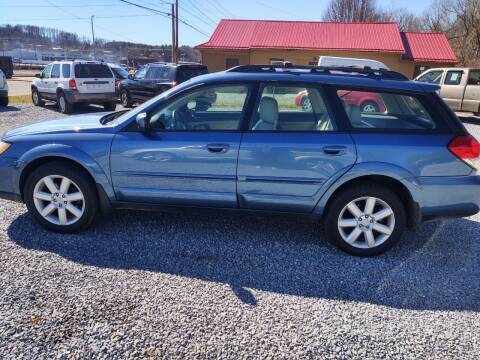 2008 Subaru Outback for sale at Magic Ride Auto Sales in Elizabethton TN