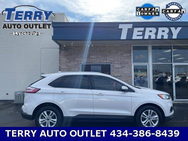 2019 Ford Edge for sale at Terry Auto Outlet in Lynchburg VA