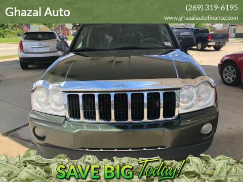 2007 Jeep Grand Cherokee for sale at Ghazal Auto in Sturgis MI