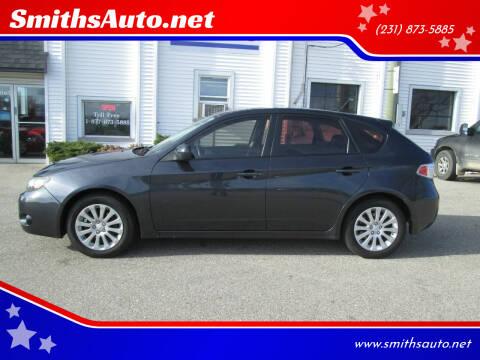 2009 Subaru Impreza for sale at SmithsAuto.net in Hart MI