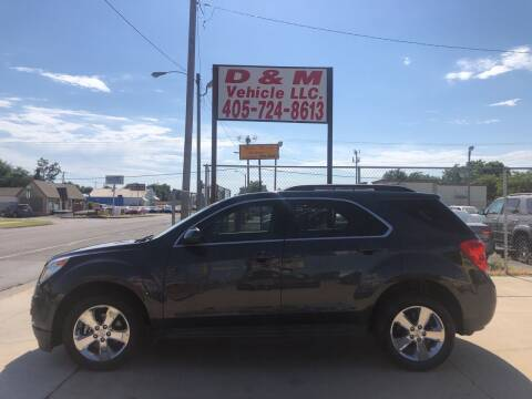 2013 Chevrolet Equinox for sale at D & M Vehicle LLC in Oklahoma City OK