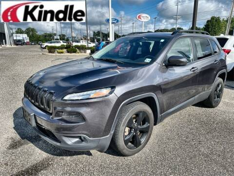 2017 Jeep Cherokee for sale at Kindle Auto Plaza in Cape May Court House NJ