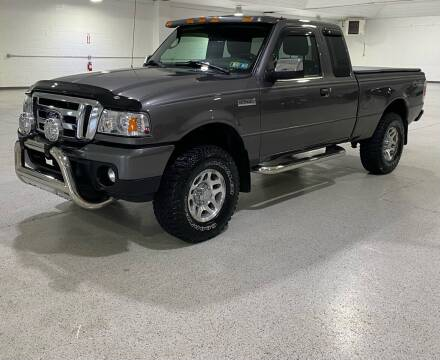 2011 Ford Ranger for sale at Hamilton Automotive in North Huntingdon PA