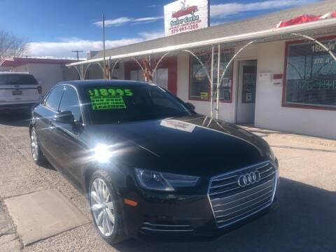 2017 Audi A4 for sale at Senor Coche Auto Sales in Las Cruces NM