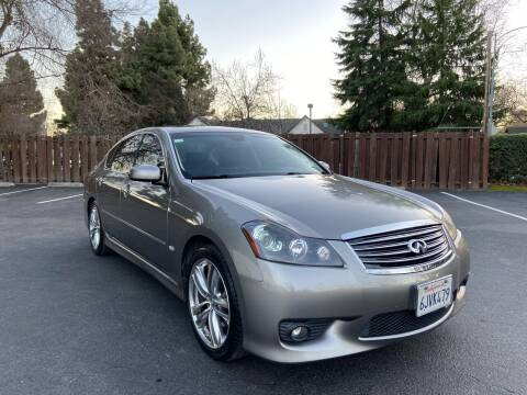 2008 Infiniti M35 for sale at OPTED MOTORS in Santa Clara CA