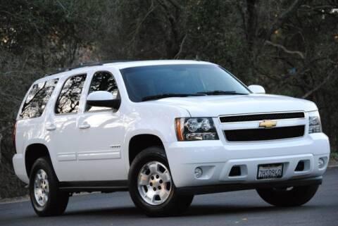 2014 Chevrolet Tahoe for sale at VSTAR in Walnut Creek CA