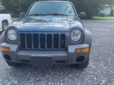 2002 Jeep Liberty for sale at Old Trail Auto Sales in Etters PA