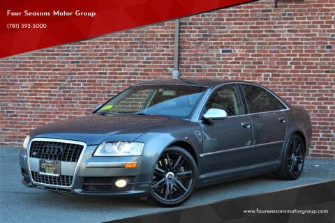 2007 Audi S8 for sale at Four Seasons Motor Group in Swampscott MA