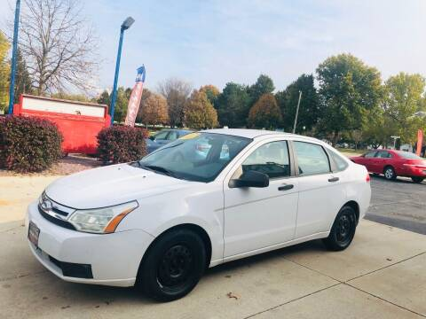 2008 Ford Focus for sale at TNT Motor Sales in Oregon IL