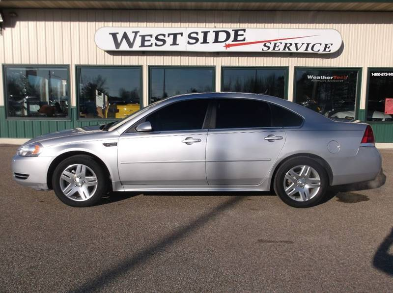 2015 Chevrolet Impala Limited for sale at West Side Service in Auburndale WI