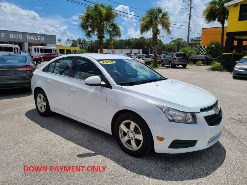 2014 Chevrolet Cruze for sale at Trust Motors in Jacksonville FL