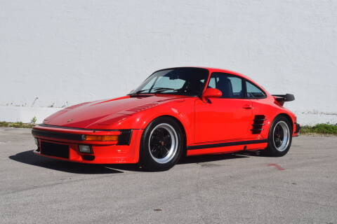 1987 Porsche 911 for sale at ZWECK in Miami FL