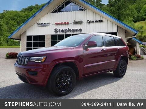 2021 Jeep Grand Cherokee for sale at Stephens Auto Center of Beckley in Beckley WV