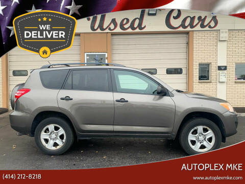 2009 Toyota RAV4 for sale at Autoplex MKE in Milwaukee WI