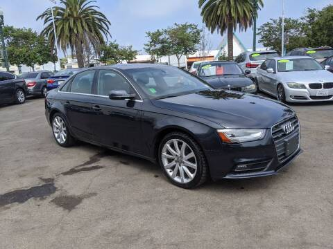 2013 Audi A4 for sale at Convoy Motors LLC in National City CA