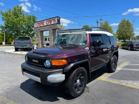 2007 Toyota FJ Cruiser for sale at I-DEAL CARS in Camp Hill PA
