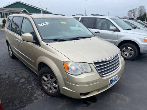 2010 Chrysler Town and Country for sale at Pine Auto Sales in Paw Paw MI