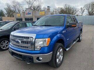 2014 Ford F-150 for sale at Car Depot in Detroit MI