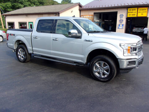 2019 Ford F-150 for sale at Dave Thornton North East Motors in North East PA
