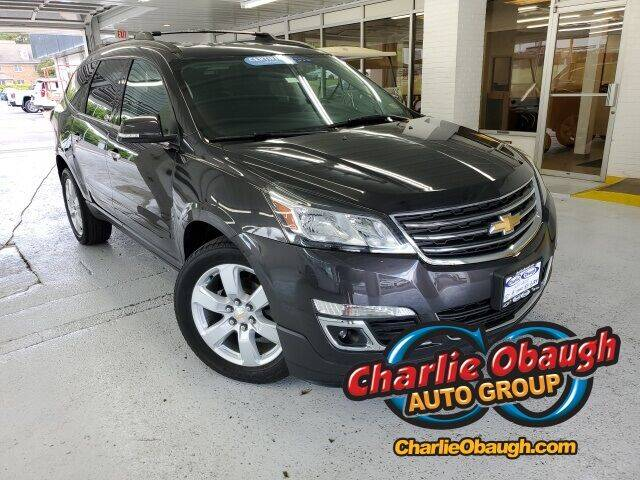2017 Chevrolet Traverse for sale in Staunton, VA