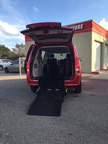 2013 Dodge Grand Caravan for sale at The Mobility Van Store in Lakeland FL