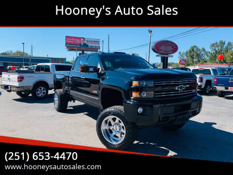 2015 Chevrolet Silverado 2500HD for sale at Hooney's Auto Sales in Theodore AL