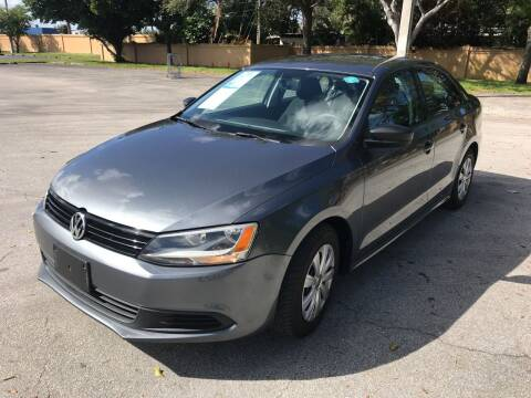 2014 Volkswagen Jetta for sale at Eden Cars Inc in Hollywood FL