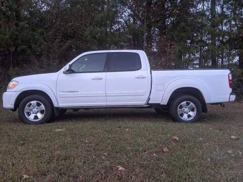 2005 Toyota Tundra for sale at Harris Motors Inc in Saluda VA