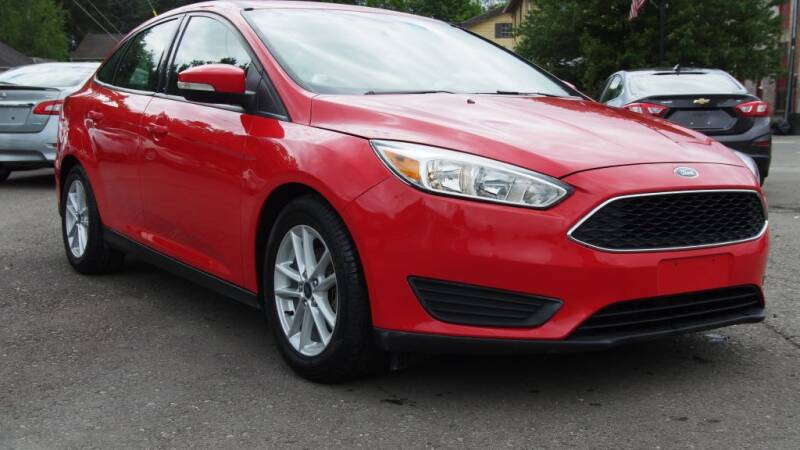 2017 Ford Focus for sale at Just In Time Auto in Endicott NY