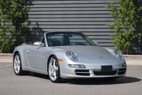 2005 Porsche 911 for sale at Sun Valley Auto Sales in Hailey ID