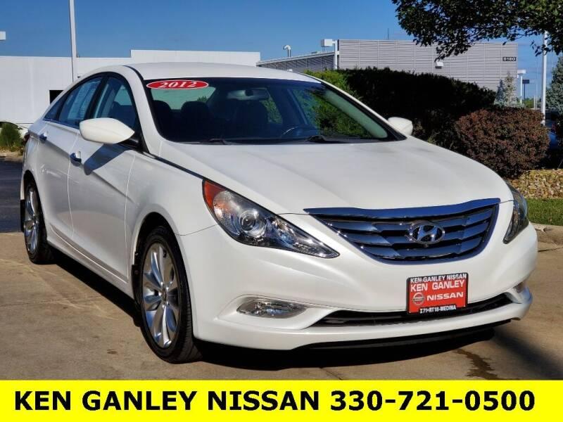 2012 Hyundai Sonata for sale at Ken Ganley Nissan in Medina OH