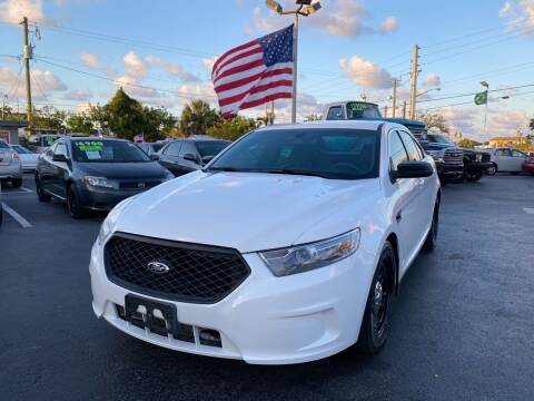 2013 Ford Taurus for sale at KD's Auto Sales in Pompano Beach FL