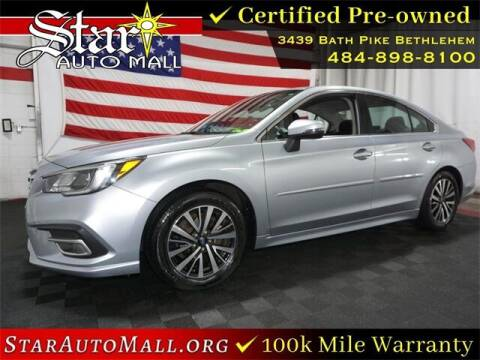 2018 Subaru Legacy for sale at STAR AUTO MALL 512 in Bethlehem PA