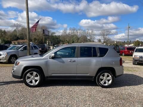 2016 Jeep Compass for sale at Joye & Company INC, in Augusta GA