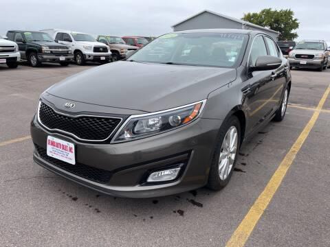 2014 Kia Optima for sale at De Anda Auto Sales in South Sioux City NE