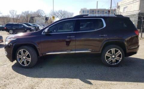 2018 GMC Acadia for sale at Torgerson Auto Center in Bismarck ND