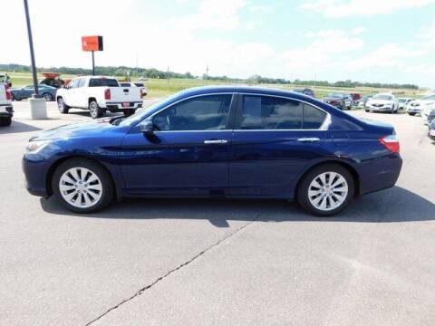 2014 Honda Accord for sale at West Point Auto & Truck Center Inc. in West Point NE