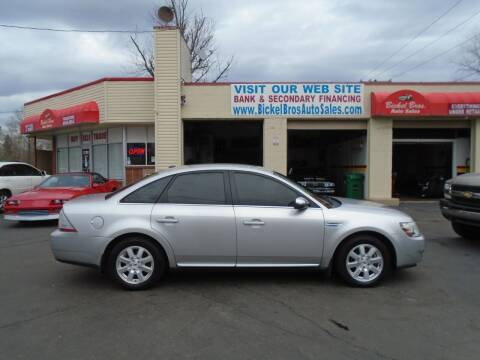 2009 Ford Taurus for sale at Bickel Bros Auto Sales, Inc in Louisville KY