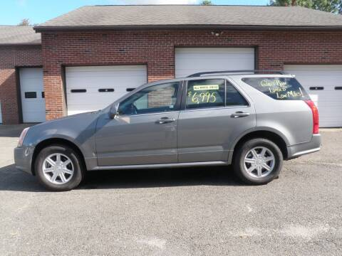 2004 Cadillac SRX for sale at Wolcott Auto Exchange in Wolcott CT
