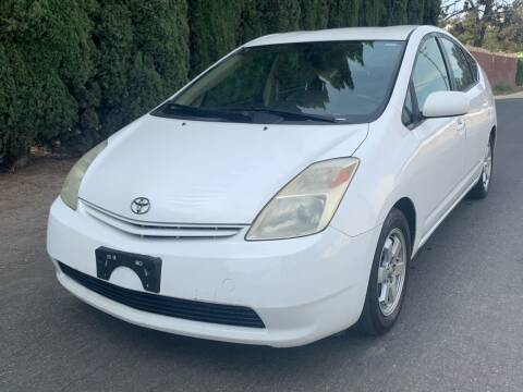 2005 Toyota Prius for sale at River City Auto Sales Inc in West Sacramento CA
