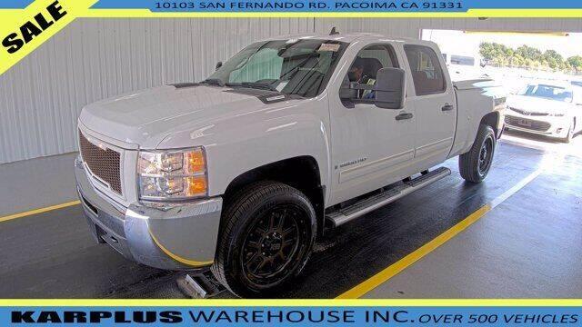 2009 Chevrolet Silverado 2500HD for sale at Karplus Warehouse in Pacoima CA