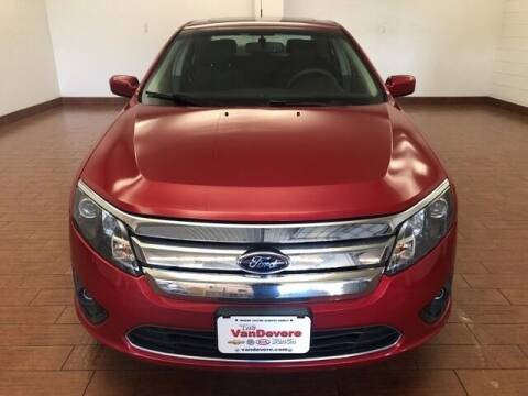 2012 Ford Fusion for sale at Cj king of car loans/JJ's Best Auto Sales in Troy MI