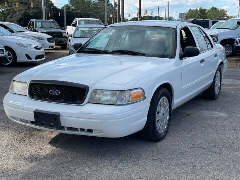 2011 Ford Crown Victoria for sale at Atlantic Auto Sales in Garner NC