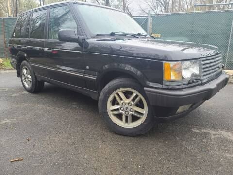 2002 Land Rover Range Rover for sale at KOB Auto Sales in Hatfield PA