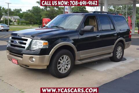 2011 Ford Expedition for sale at Your Choice Autos - Crestwood in Crestwood IL