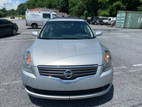 2008 Nissan Altima for sale at YASSE'S AUTO SALES in Steelton PA