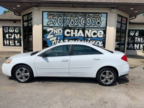 2009 Pontiac G6 for sale at Kentucky Auto Sales & Finance in Bowling Green KY