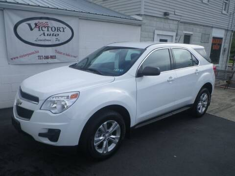 2015 Chevrolet Equinox for sale at VICTORY AUTO in Lewistown PA